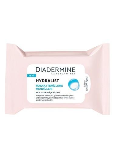 Diadermine Diadermine Hydralıst Makyaj Temizleme Mendilleri 25 Adet Renksiz